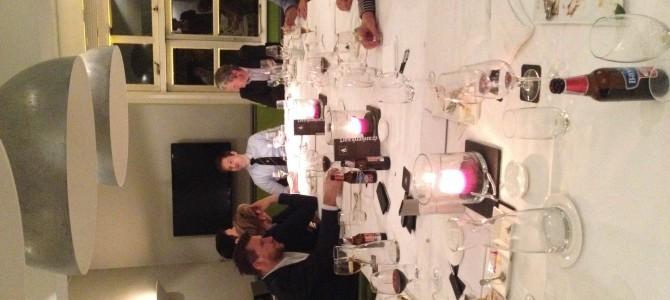 ALV en diner bij Wolfsberg 1 november 2014