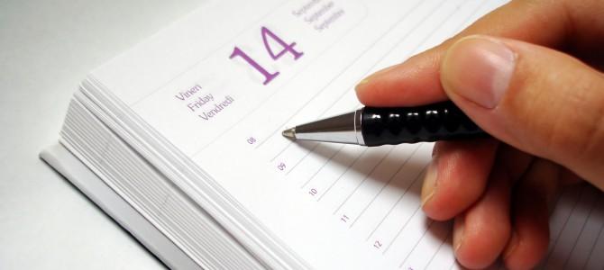 Agenda NSRV 2014
