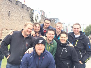 OBC goes world cup rugby Wales